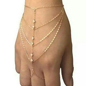 Fatima hand bracelet